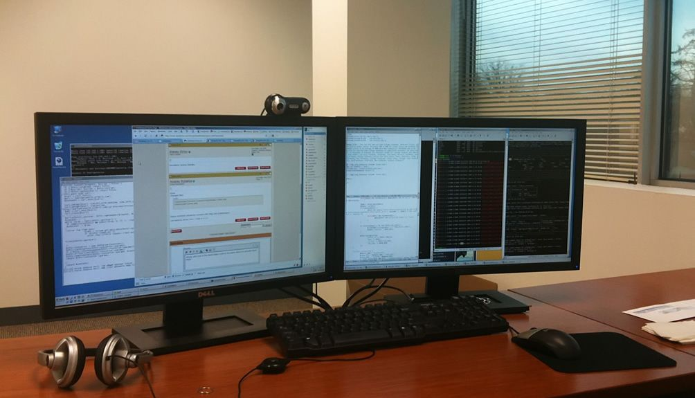 Want a productivity boost?  Get a second monitor.